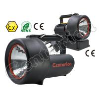 Centurion ATEX Intrinsically Safe Rechargeable Safety Hand Lamp