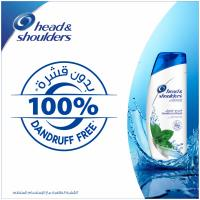 Wholesale Head & Shoulders Menthol Refresh Shampoo, 600ml_4
