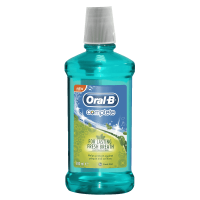 Wholesale Oral-B Complete Mouth Wash Fresh Mint (Alcohol Free) 500 Ml_3