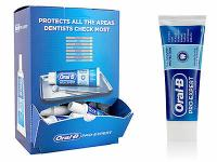 Wholesale Oral-B Pro-Expert Toothpaste 15ml Travel Mini Pack