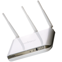 WHOLESALE EDIMAX WLAN ROUTER : nMAX 300M 2T3R Wireless 802.11n Draft 2.0 Broadband Router with 4-port switch 3 Antenna_3