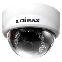 WHOLESALE EDIMAX IP CAMERA : 1MPX MINI PT DOME NETWORK CAMERA (UK PSU)