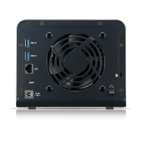 Wholesale 4-BAY SOHO NAS : Marvell Armada 388 Dual Core 1.8 GHz SoC,1GB DDR4 on board, 1 x Giga Port, USB 3.0 port x2 (Rear)_3