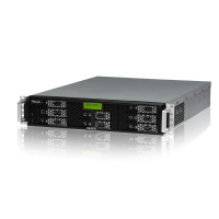 Wholesale 8- BAY 2U RACKMOUNT NAS: INTEL CORE i3-2120 3.3GHZ, 4G DDR3 ECC RAM,USB 2.0 X 6,USB 3.0 X2,HDMI  X 1