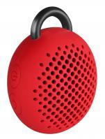LIFESTYLE SPEAKER: BLUETUNE BEAN RED - BLUETOOTH, Built in Microphone