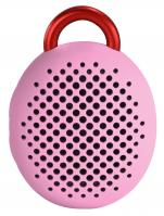 WHOLESALE DIVOOM LIFESTYLE SPEAKER: BLUETUNE BEAN PINK - BLUETOOTH, Built in Microphone