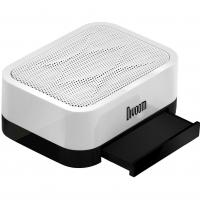 WHOLESALE DIVOOM PORTABLE SPEAKER : IFIT-1 WHITE - Smart Stand design with Built-in rechargeable battery
