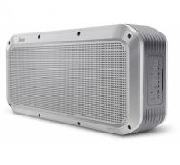WHOLESALE DIVOOM LIFESTYLE SPEAKER: VOOMBOX PARTY SILVER, RMS 20W, NFC, WATER-RESISTANT