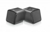 WHOLESALE DIVOOM LAPTOP SPEAKER : IRIS-02 BLACK Stereo 2.0 USB speaker system
