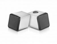 WHOLESALE DIVOOM LAPTOP SPEAKER : IRIS-02 WHITE Stereo 2.0 USB speaker system