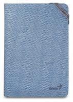 WHOLESALE SLEEVE BAG: GS-850, BLUE, UNIVERSAL FOLIO CASE