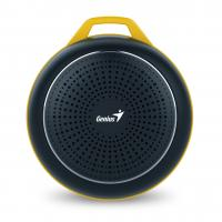 WHOLESALE SPEAKER : SP-906BT, 5 HOURS PLAY TIME, 500MAH BATTERY WITH CARABINER - CALM BLACK