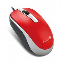 WHOLESALE MOUSE : DX-120 USB ,RED, 3 BUTTON,1000 DPI, G5