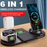 Wireless Charger 6 in 1