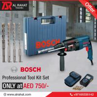 BOSCH Professional Tool Kit SET only at AED 750/-