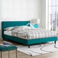 Riley Upholstered Bed | Beds Furniture Store