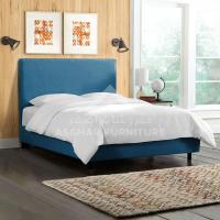 Elementary Upholstered Bed | Beds Furniture Online