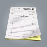 Business receipt printing