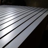 T-Grooved PVC MDF - Melamine