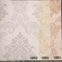 Pvc wallpaper - 1052 1053