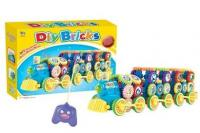 Ksl387001 164pcs r/c music bricks