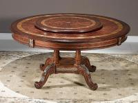 Circular dining table tl-712-2