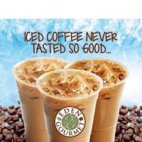 Gourmet Iced Coffee