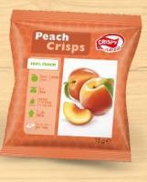 Peach crisps