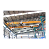 European single girder overhead crane