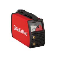 GeKaMac PoWer ARC 200 PFC Welding Machines