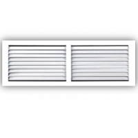 AIR DISTRIBUTION PRODUCTS GRILLES (SQUARE & RECTANGULAR)  EXHAUST AIR GRILLE