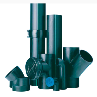 HDPE Soil, waste & vents systems