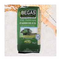 Rice from chalastra: parboiled