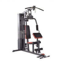 Strength training machine: Multi-functional integrated training device