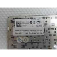 Used Dell Laptop Keyboard PN: 0TX7GD_4