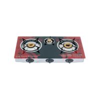 India burners glass table top 3 burners: gt-723si