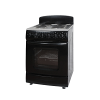 Electric range with electric oven: gf-k06-04e