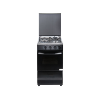 3 burner gas ranges with single or double gas ovens: gf-5-k