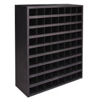 72 compartment storage cabinet