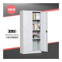 Swing door metal cupboard
