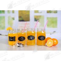 Glass mason jar 142568