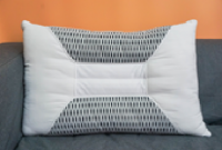 Magnetic &cassia pillow -a1014