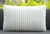Blue&white pillow  -g1002a