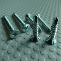 Phil recess csk head drill screw