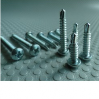 Phil recess pan head drill screws