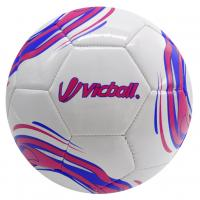 Pvc machine stitch soccer ball