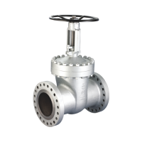 Double Flanged Butterfly Valve, Awwa C 504