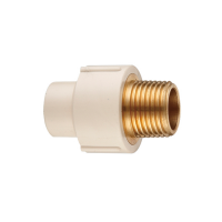 Brass Male Threaded Adapter