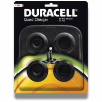 Duracell PS3031DU Quad Charger for PS3
