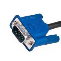 VGA CABLE BLUE HEAD MALE-MALE